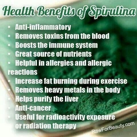 Where To Buy Spirulina Whole Foods